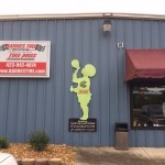 Tire Pros Wall Graphics