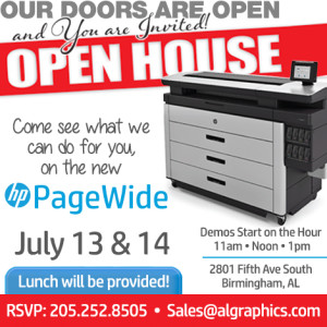 Alabama Graphics Open House